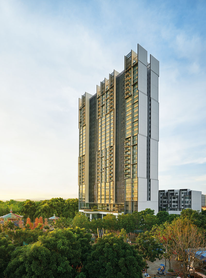 i-Residence by A61