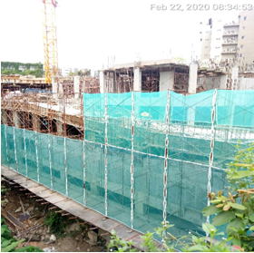 LG1 – in Zone 2 in progress & STP structure completed